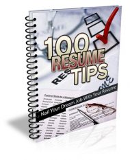 100-resume-writing-tips-mrr-report-cover  100 Resume Writing Tips MRR Report 100 resume writing tips mrr report cover 190x233