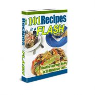 101-recipes-in-a-flash-plr-ebook-cover