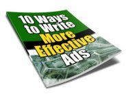 10WAYSCOVER  10 Ways to Write More Effective Ads PLR Ebook 10WAYSCOVER 190x140 private label rights Private Label Rights and PLR Products 10WAYSCOVER 190x140