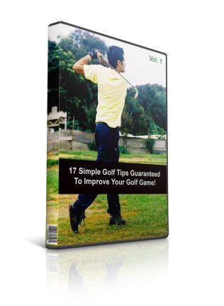 17 Simple Golf Tips PLR Audio and Autoresponder Messages 17 simple golf tips plr cover 316x431