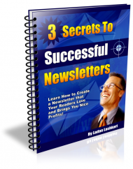 3-secrets-to-successful-newsletters-mrr-ebook-cover