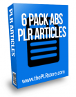 6 pack abs plr articles six pack abs plr articles Six Pack Abs PLR Articles 6 pack abs plr articles 110x140