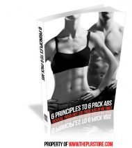 6-principles-to-6-pack-abs-plr-cover private label rights Private Label Rights and PLR Products 6 principles to 6 pack abs plr cover