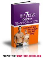 7-keys-to-body-transformation-plr-cover