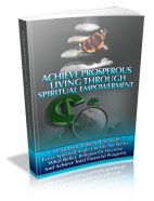 achieve-prosperous-living-plr-ebook-cover