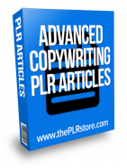 advanced copywriting plr articles