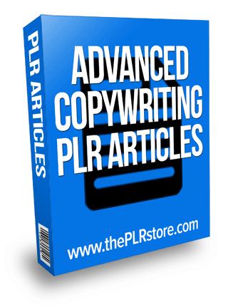 advanced copywriting plr articles