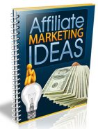 affiliate marketing ideas plr ebook