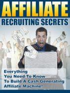 affiliate recruiting secrets plr ebook