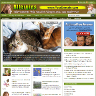 allergies-plr-website-cover  Allergies PLR Website – Adsense Amazon and Clickbank allergies plr website cover 190x190