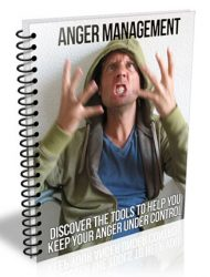 anger management plr report