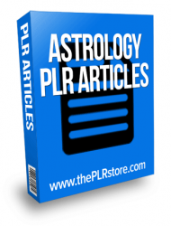 astrology plr articles private label rights Private Label Rights and PLR Products astrology plr articles