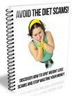 avoid diet scams plr listbuilding
