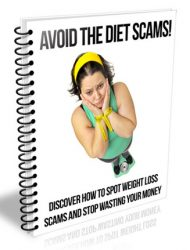 avoid diet scams plr listbuilding
