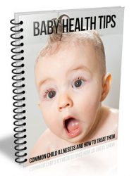 baby health tips plr report