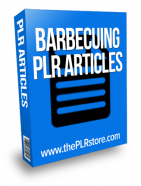 barbecuing-plr-articles