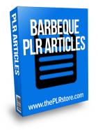 barbeque-plr-articles