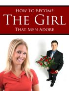 become the girl that men adore plr ebook