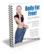 belly-fat-free-plr-autoresponder-messages-cover