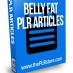 belly fat plr articles