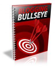blogging-bullseye-plr-ebook-cover  Blogging Bullseye High Quality PLR Ebook blogging bullseye plr ebook cover 190x233