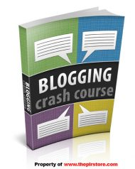 blogging-crash-course-2-plr-ebook-cover  Blogging Crash Course 2 PLR Ebook blogging crash course 2 plr ebook cover 190x238