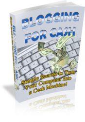 blogging-for-cash-plr-ebook-cover