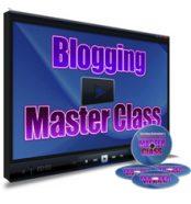blogging-master-class-plr-video