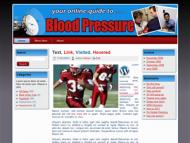 blood-pressure-plr-wordpress-template