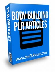 body-building-plr-articles body building plr articles Body Building PLR Articles with Private Label Rights body building plr articles 190x250