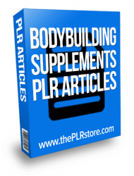 bodybuilding supplements plr articles bodybuilding supplements plr articles Bodybuilding Supplements PLR Articles bodybuilding supplements plr articles 190x250