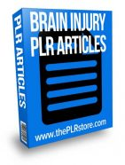 brain-injury-plr-articles-private-label-rights