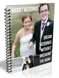 budget weddings plr report