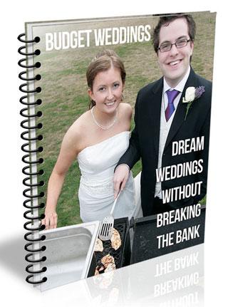 budget weddings plr report