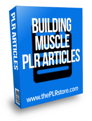 building muscle plr articles building muscle plr articles Building Muscle PLR Articles with Private Label Rights building muscle plr articles 190x250