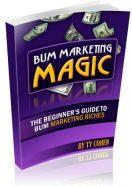 bum-marketing-magic-plr-ebook-cover