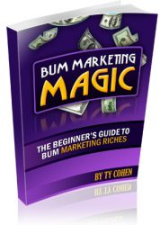 bum-marketing-magic-plr-ebook-cover  Bum Marketing Magic PLR Ebook bum marketing magic plr ebook cover 178x250