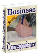 business-correspondence-plr-ebook-cover