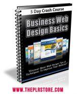 business-web-design-plr-ar-series-cover