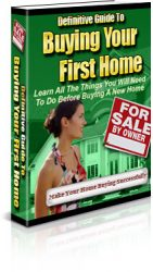 buying-your-first-home-plr-cover