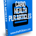cardio health plr articles