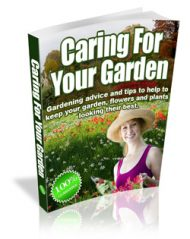 caring-for-your-garden-mrr-ebook-cover  Caring for Your Garden MRR eBook caring for your garden mrr ebook cover 190x239