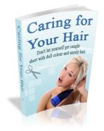 caring-for-your-hair-mrr-ebook-cover
