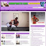chiropratic-care-plr-website-cover