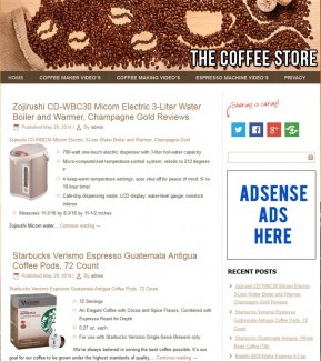 coffee-plr-amazon-turnkey-store-website-cover
