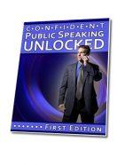 confident public speaking plr ebook