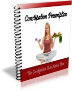 constipation-prescription-plr-ebook-cover