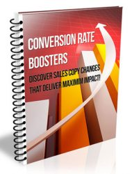 conversion rate booster plr listbuilding report private label rights Private Label Rights and PLR Products conversion rate booster plr listbuilding report