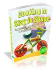 cooking-to-stay-in-shape-mrr-ebook-cover