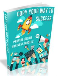 copy your way to success plr ebook private label rights Private Label Rights and PLR Products copy your way to success plr ebook